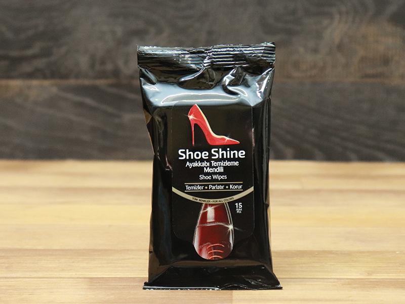 Shoe Shine Sheet
