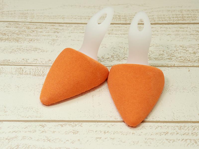 ベルベットキーパーAg+ オレンジ