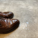 革靴が濡れてしまったら