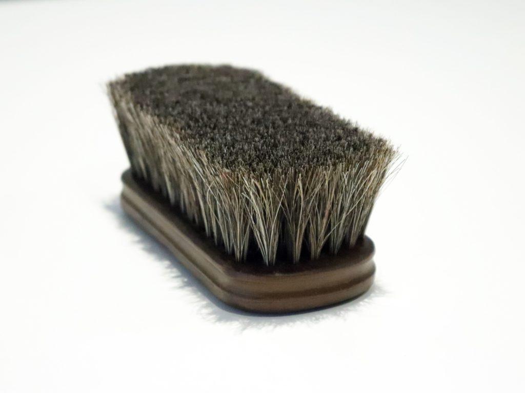 SANOHATAブラシ手植え 馬毛