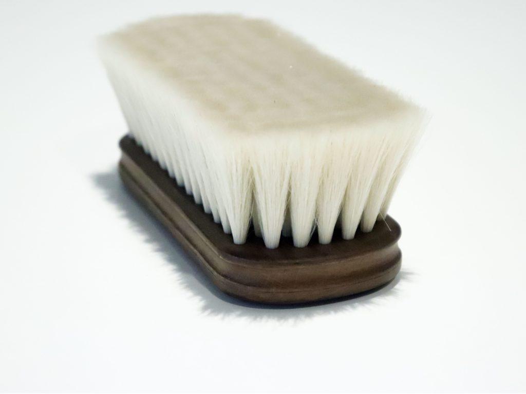 SANOHATAブラシ手植え 山羊毛