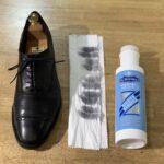 靴磨きの汚れ落とし、何のために必要?