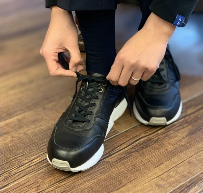 M.MOWBRAY SPORTS別注 E-Leather Classic Walk×BALANCE α